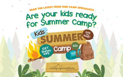 Is your child ready for sleep away camp?