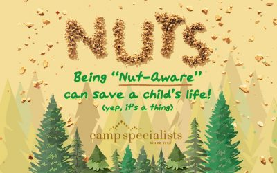 How do I find a safe nut free camp for my child?