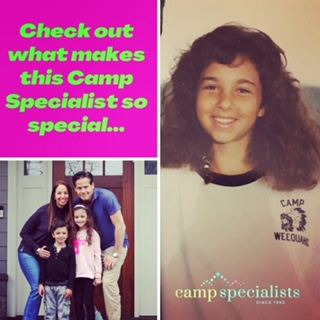 Scarsdale Camp Specialist… Brooke Sanders